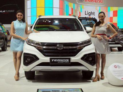 Daihatsu Terios Custom at GIIAS 2018 11