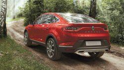 Renault Arkana Revealed at 2018 Moscow International Motor Show 5