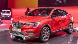 Renault Arkana Revealed at 2018 Moscow International Motor Show 3