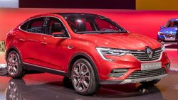 Renault Arkana Revealed at 2018 Moscow International Motor Show 2