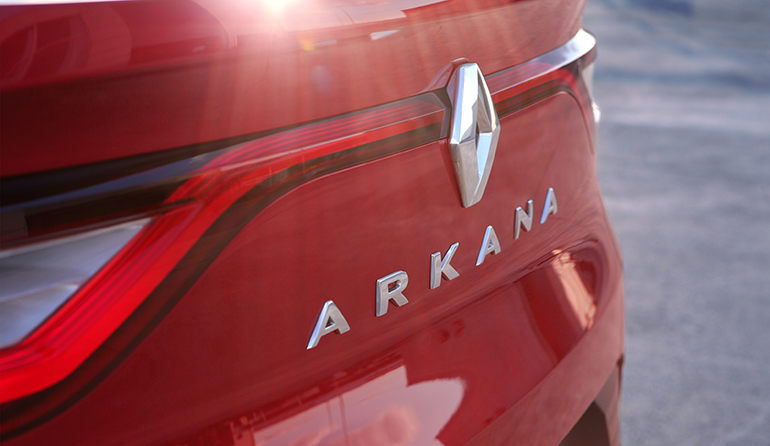 Renault Teases the Arkana Coupe-SUV Ahead of Debut 10