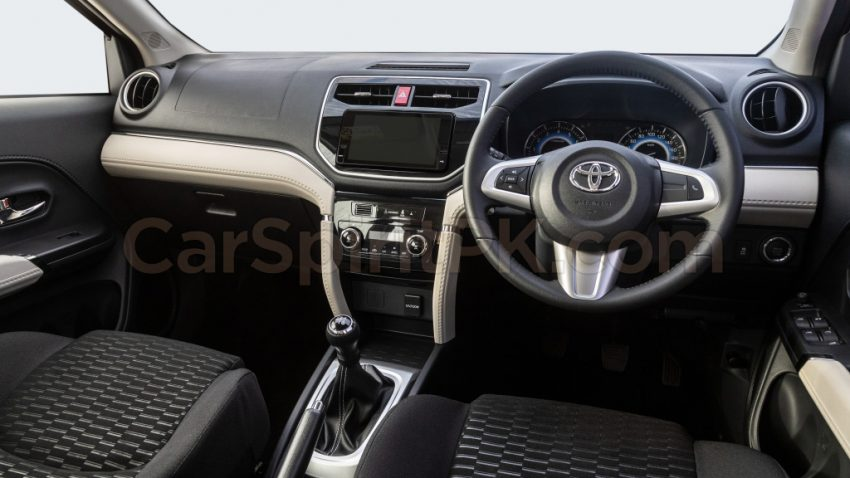 Comparison: Toyota Rush and Honda BR-V 6