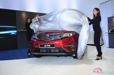 Proton Officially Unveils the Geely Boyue-Based X70 SUV 5