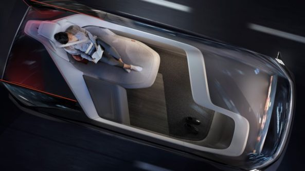 Volvo Reveals 360c Fully Autonomous Concept 30