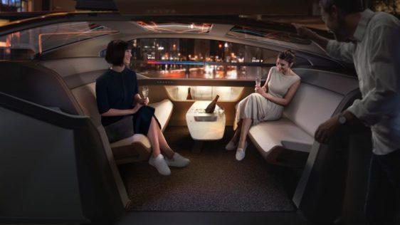 Volvo Reveals 360c Fully Autonomous Concept 23