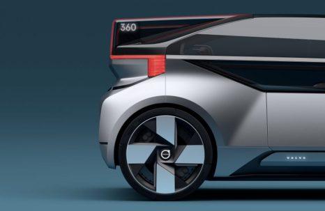 Volvo Reveals 360c Fully Autonomous Concept 13