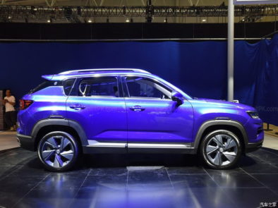 Changan CS35 Plus at 2018 Chengdu Auto Show 11