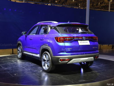 Changan CS35 Plus at 2018 Chengdu Auto Show 14