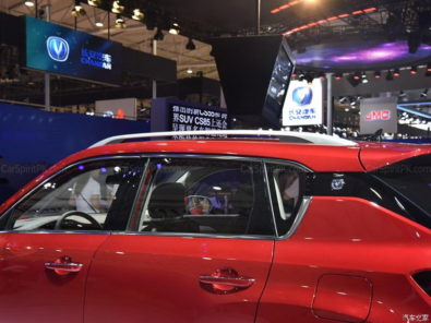 Changan CS35 Plus at 2018 Chengdu Auto Show 7