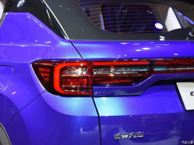 Changan CS35 Plus at 2018 Chengdu Auto Show 21