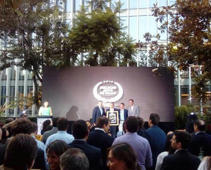 Changan CX70 Wins the Best Value Automobile Award in Chile 1