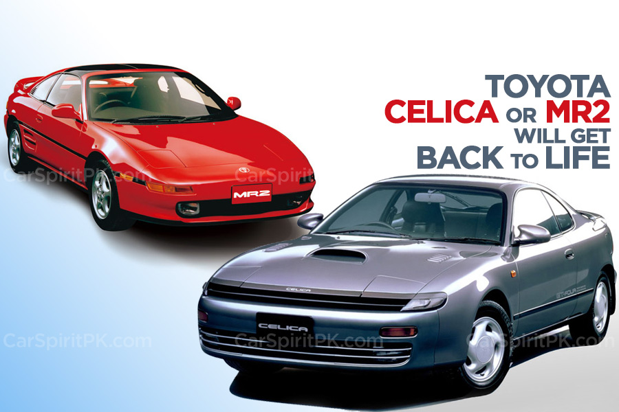 After Supra Toyota Wants to Bring the Celica or MR2 Back to Life 2
