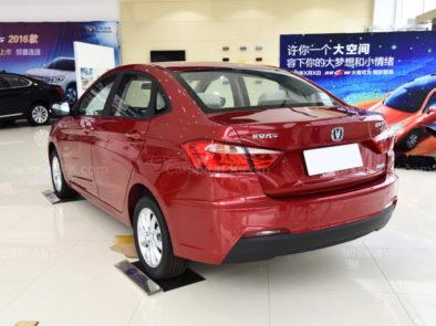 The Changan Alsvin V7 Sedan 18