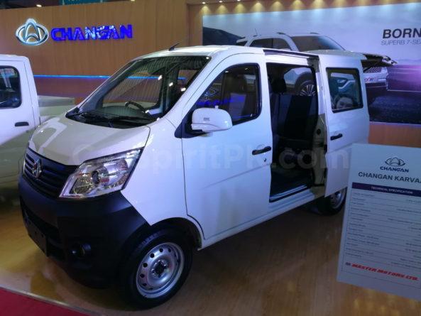 The Changan Eulove X6 2