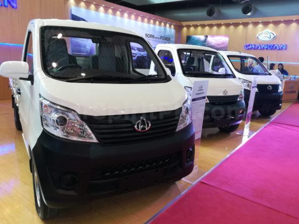 The Changan Eulove X6 1