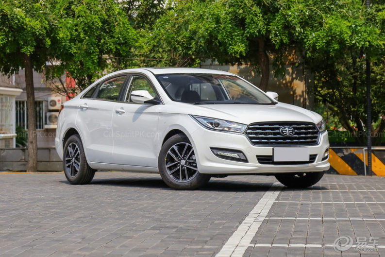 2019 FAW Besturn B50 Facelift Launched in China 6