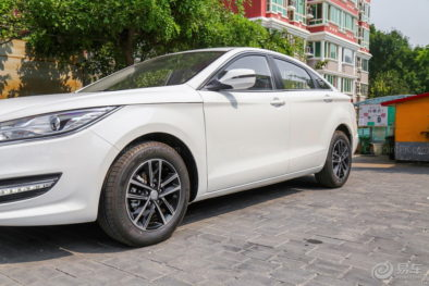 2019 FAW Besturn B50 Facelift Launched in China 11
