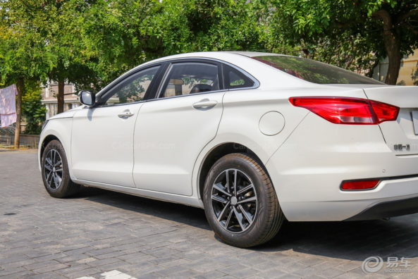 2019 FAW Besturn B50 Facelift Launched in China 3