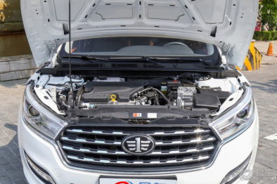 2019 FAW Besturn B50 Facelift Launched in China 13