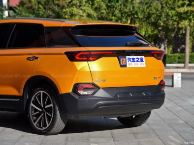 FAW to Launch the Flagship Bestune T77 SUV in November 17