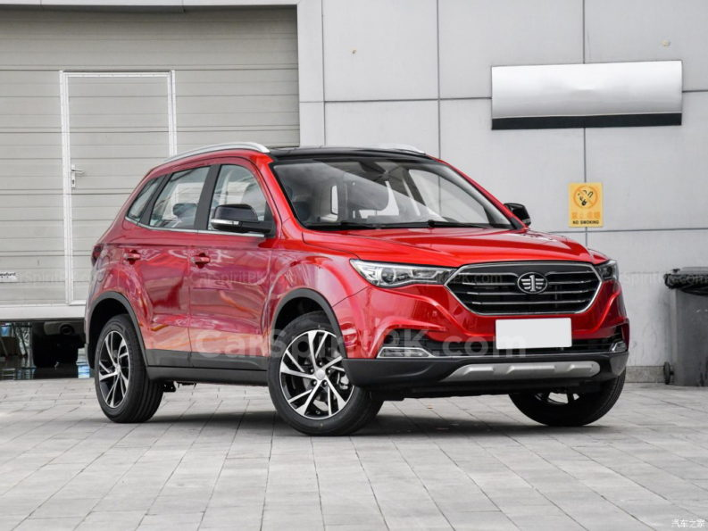 2019 FAW Besturn X40 and EV400 Launched in China 6