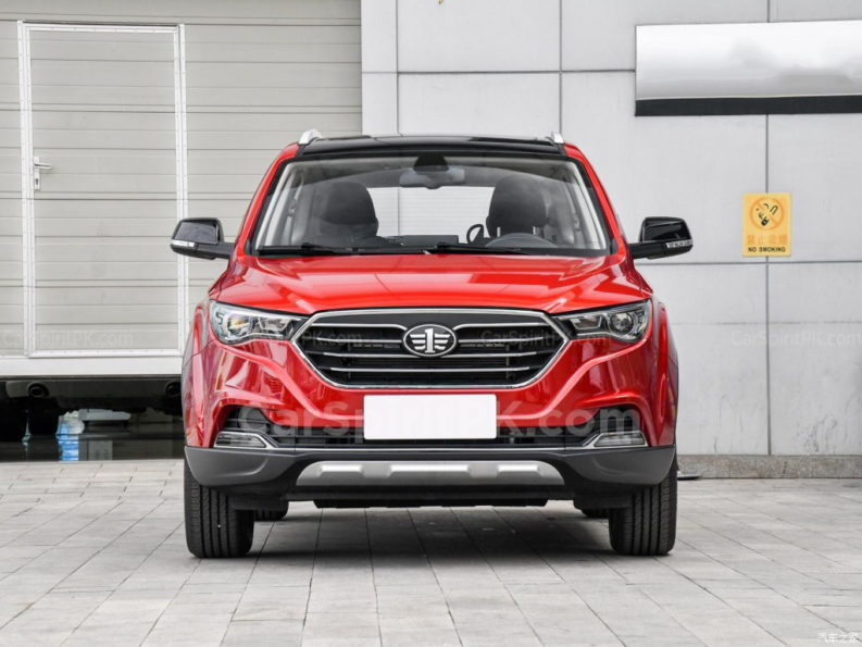 FAW X40 Facelift to be Called as Bestune T33 1