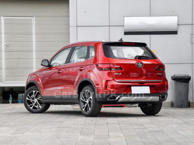 2019 FAW Besturn X40 and EV400 Launched in China 9