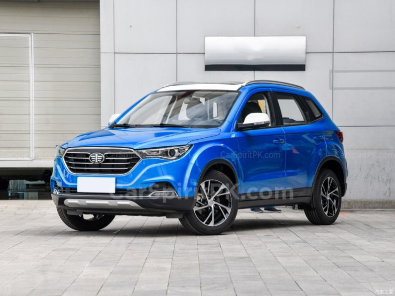 2019 FAW Besturn X40 and EV400 Launched in China 14