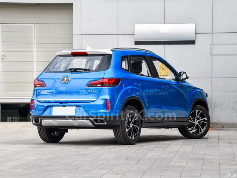 2019 FAW Besturn X40 and EV400 Launched in China 18