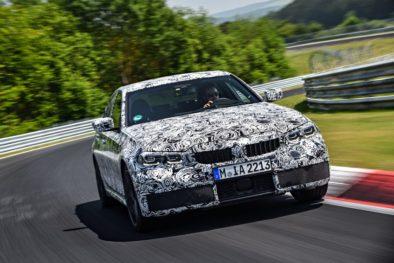 2019 BMW 3 Series G20 Teased Ahead of Debut 3