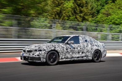 2019 BMW 3 Series G20 Teased Ahead of Debut 4