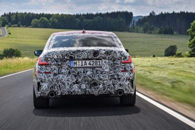 2019 BMW 3 Series G20 Teased Ahead of Debut 7