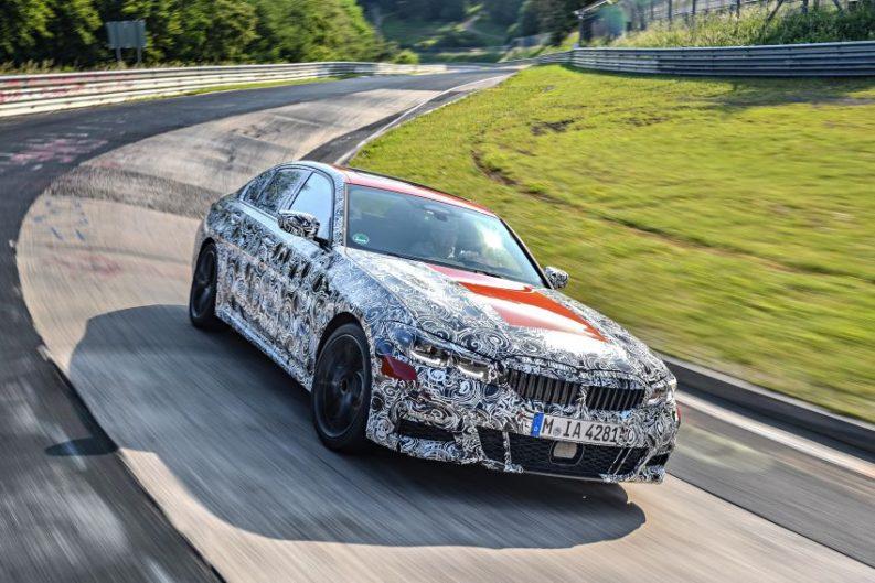 2019 BMW 3 Series G20 Teased Ahead of Debut 2
