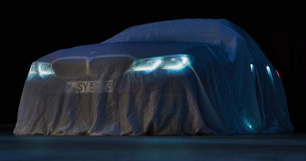 2019 BMW 3 Series G20 Teased Ahead of Debut 5