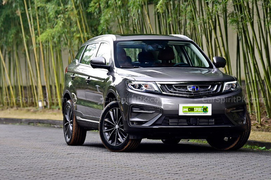 Can Geely-Based Proton Cars Make it to Pakistan? 5