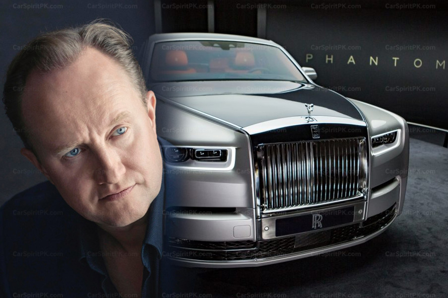 Former Rolls Royce Design Director Joins FAW as Global Vice President of Design 2