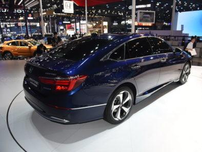 Honda Inspire at 2018 Chengdu Auto Show 9