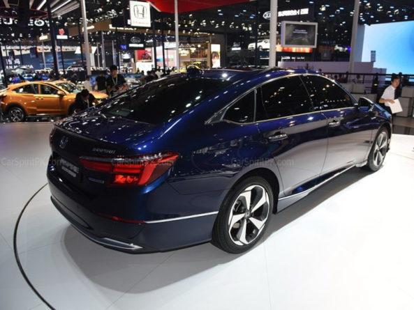Honda Inspire at 2018 Chengdu Auto Show 3