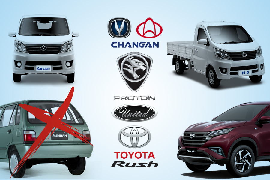 Major Development in Pakistan's Automobile Market 7