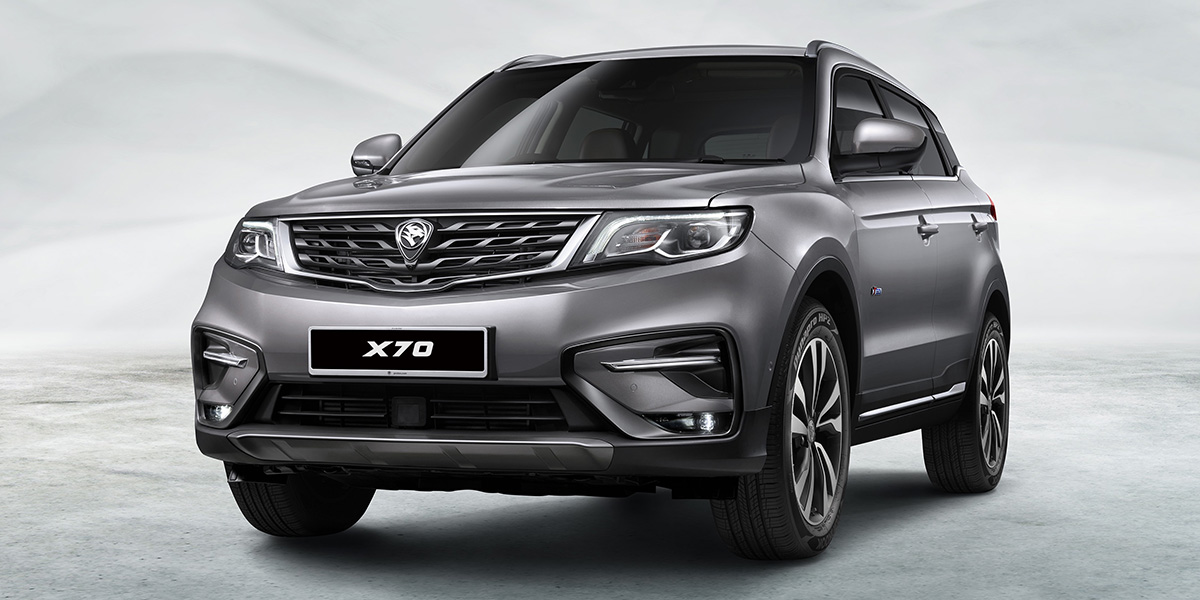 Geely Boyue Based Proton SUV is Called X70- Details Available 5