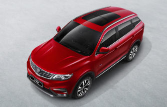 Proton Officially Unveils the Geely Boyue-Based X70 SUV 13