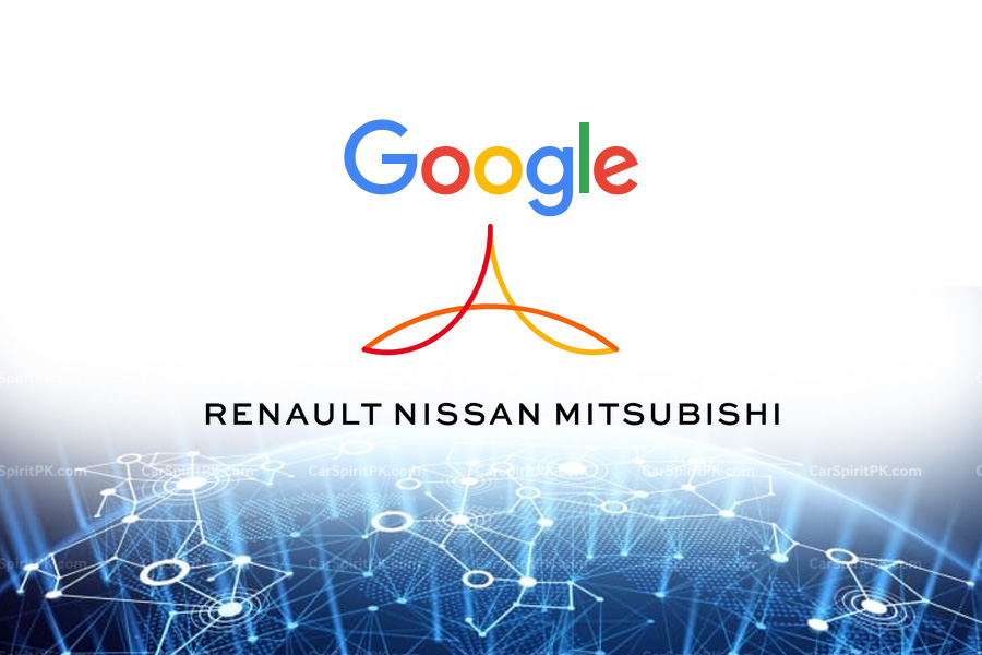 Renault-Nissan-Mitsubishi and Google Collaborate to Develop Next-Gen Infotainment System 5