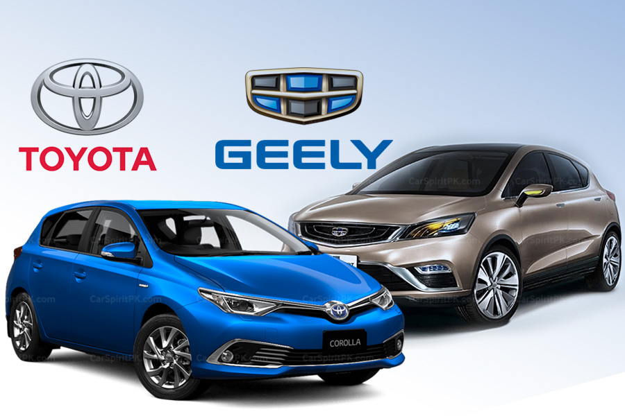 Toyota and Geely Exploring Joint Hybrid Tech in China 3