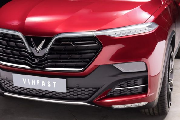 VinFast to Unveil Vietnam's First Sedan and SUV at Paris Motor Show 11