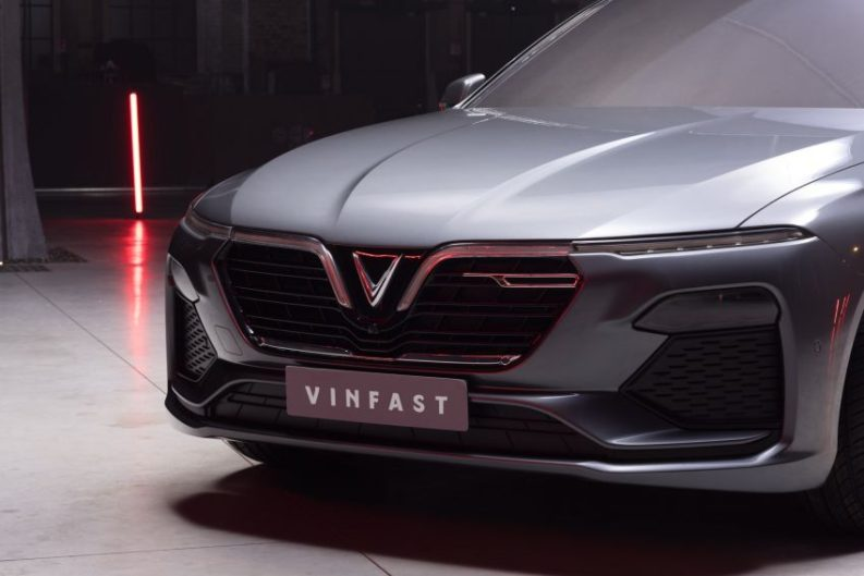 VinFast Unveils Vietnam's First Cars at Paris Motor Show 15