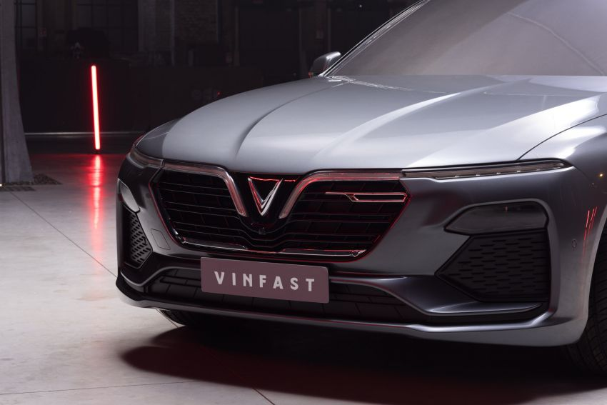 VinFast to Unveil Vietnam's First Sedan and SUV at Paris Motor Show 9