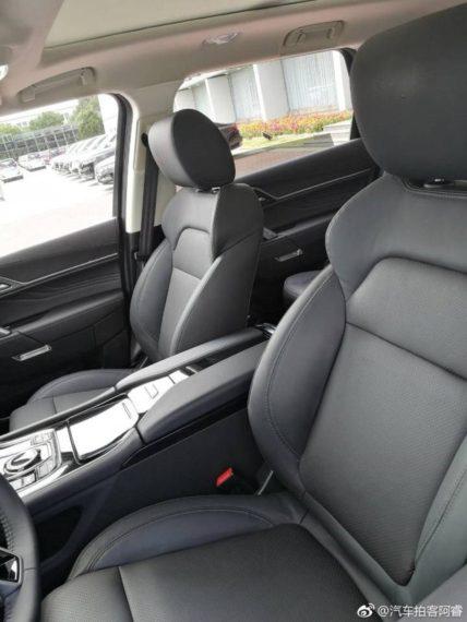 Zotye Copies the Range Rover Sport 9