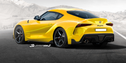 This is how the 2019 Toyota Supra Might Look Like 2