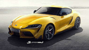 This is how the 2019 Toyota Supra Might Look Like 1