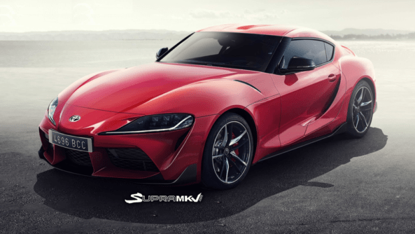 This is how the 2019 Toyota Supra Might Look Like 5